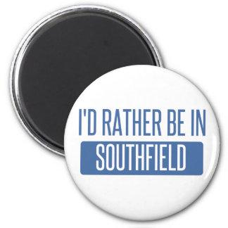 Imã Eu preferencialmente estaria em Southfield