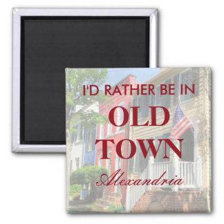 Imã Eu preferencialmente estaria na cidade velha
