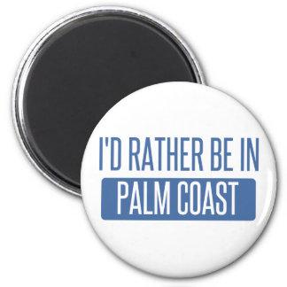 Imã Eu preferencialmente estaria na costa da palma