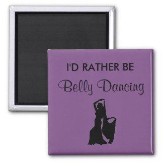 Imã Eu preferencialmente seria dança de barriga