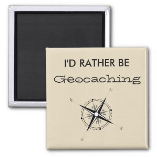 Imã Eu preferencialmente seria Geocaching