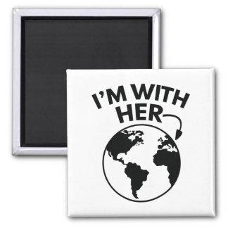 Imã Eu sou com ela