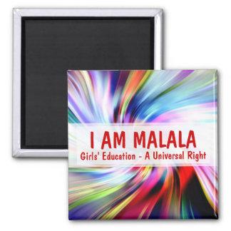 Imã Eu sou educação das meninas de Malala um o direito