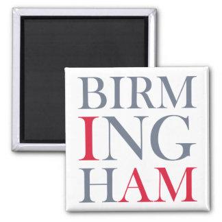 Imã Eu sou ímã de Birmingham