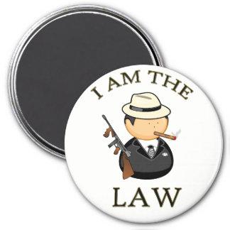Imã Eu sou o gângster da lei com uma arma velha