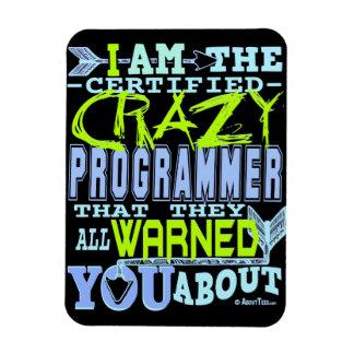 Ímã Eu sou o programador louco