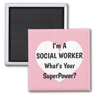 Imã Eu sou um assistente social o que é sua