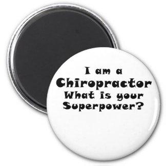 Imã Eu sou um Chiropractor o que é sua superpotência