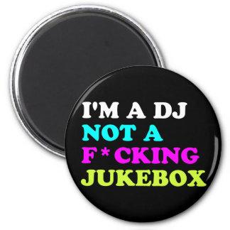 Imã Eu sou um DJ não uma música da casa do ímã | Ibiza