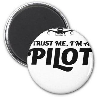 Imã Eu sou um piloto