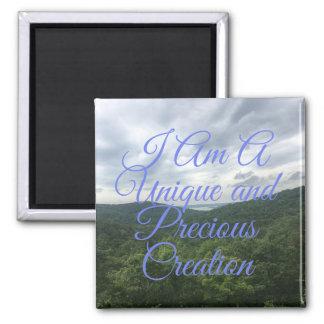 Imã Eu sou uma criação original e preciosa
