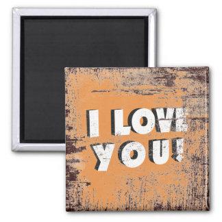 Imã Eu te amo!