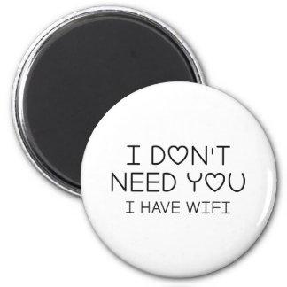 Imã Eu tenho Wifi
