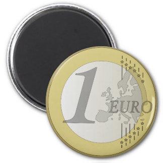 Imã Euro- moeda