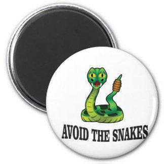 Imã evite os cobras