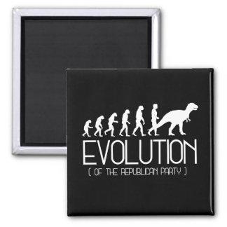 Imã Evolução do Partido Republicano - - Pro-Ciência