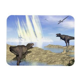 Ímã Extremidade dos dinossauros