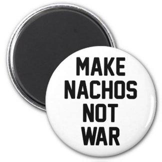 Imã Faça a guerra dos Nachos não