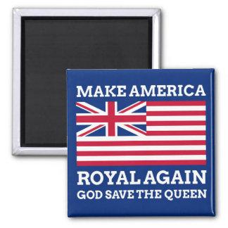 Imã Faça América real outra vez