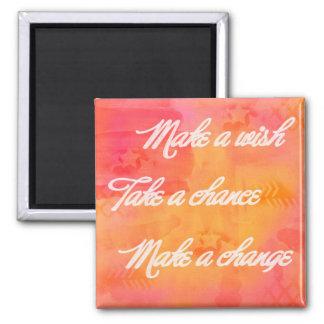 Imã Faça um ímã da mudança