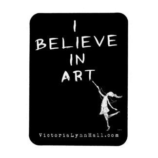 Ímã Fada da arte: Eu acredito no valor do promocional