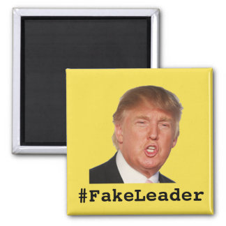 Imã #FakeLeader - trunfo