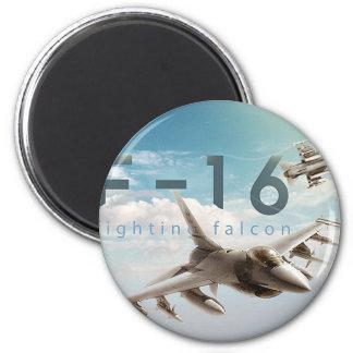Imã Falcão F-16 de combate