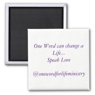 Imã Fale o ímã do amor
