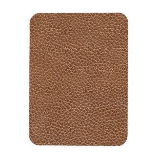 Ímã Falso Brown natural de couro