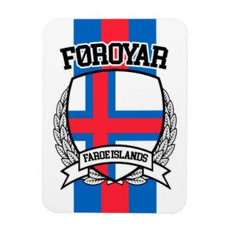 Ímã Faroe Island