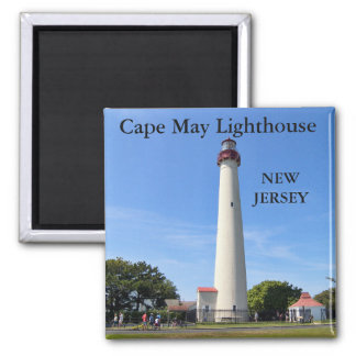 Imã Farol de Cape May, ímã de New-jersey