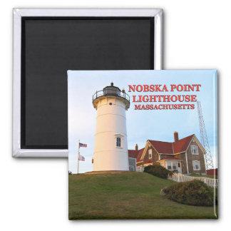 Imã Farol do ponto de Nobska, ímã de Massachusetts