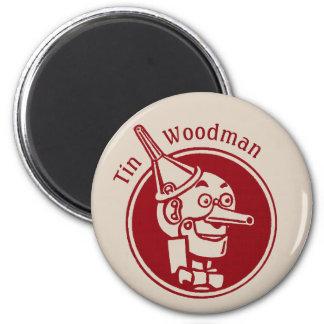 Imã Feiticeiro maravilhoso da cara CC0902 do Woodman