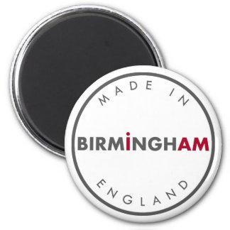 Imã Feito em Birmingham Maget