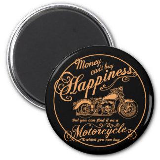Imã Felicidade - motocicleta