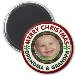 Imã Feliz Natal avó e foto do vovô