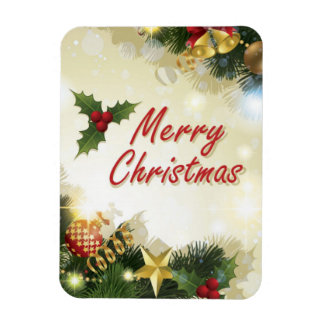 Ímã Feliz Natal festivo