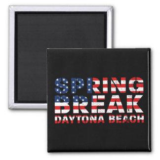 Imã Férias da primavera Daytona Beach EUA