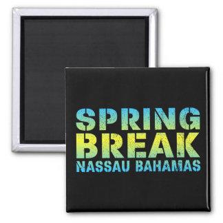 Imã Férias da primavera Nassau Bahamas