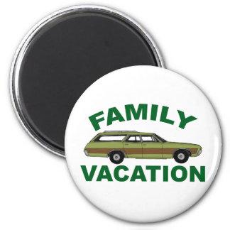 Imã férias em família 80s