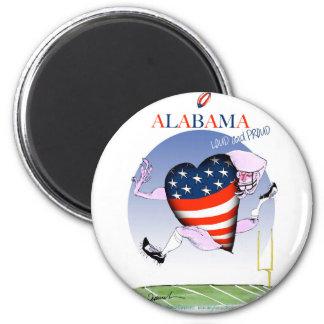Imã fernandes tony altos e orgulhosos de Alabama,