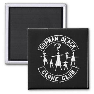 Imã Figura órfão clube da vara do preto | do clone
