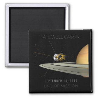 Imã Fim de adeus da missão - ímã de Cassini