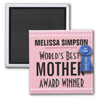 Imã Fita do prêmio da mãe do mundo feito sob encomenda