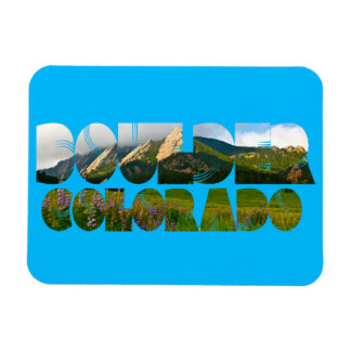 Ímã Flairons, Boulder Colorado