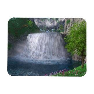 Ímã flexível da cachoeira de Cwm