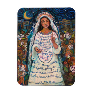 Ímã flexível de Mary da saraiva