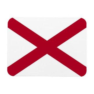 Ímã flexível patriótico da foto com bandeira de