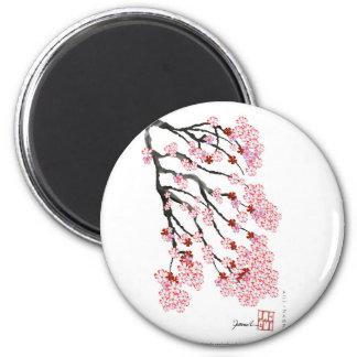 Imã Flor de cerejeira 18 Tony Fernandes
