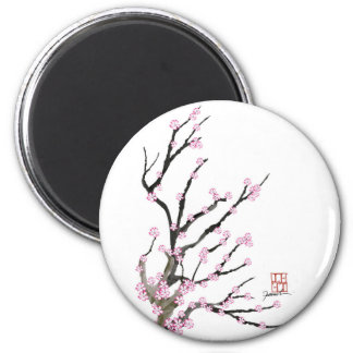 Imã Flor de cerejeira 23 de Sakura, Tony Fernandes